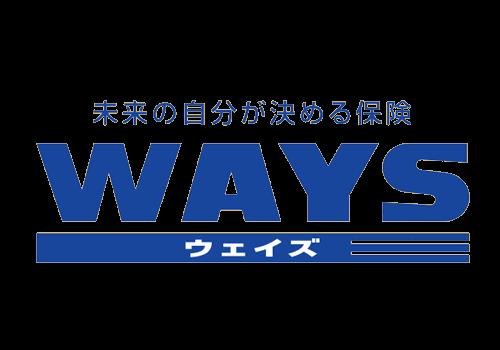 アフラック「WAYS」のロゴ