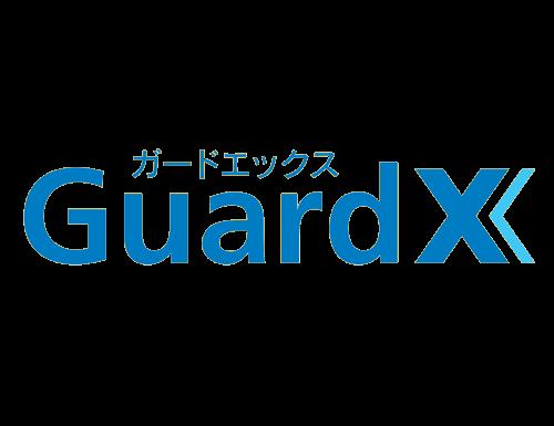 メットライフ生命「ガードエックス」のロゴ