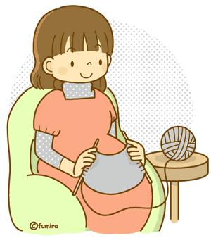 妊婦さんとこども